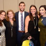 Debbie Brant, Lindsey Wade, Andy Cohen, Ariella Cohen and Michelle Rothzeid Greenberg