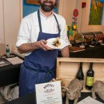 Chef Stephen Williams from Bouquet during last year's event.