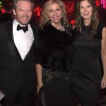 Kevin Jones, Litsa Spanos and Michelle Jones