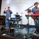Live band from 18th annual Final Four FlyAway