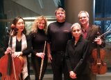 Sarah Kim, Suzanne Bona, Paul Alexander, Dr. Manisha Patel and Steve Fryxell. Not pictured: Dr. Dror Biran