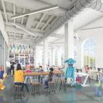 Rendering of the future Madcap Center