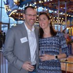 Dr. Jed Hartings and Andrea Hartings