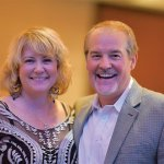 Warm 98's Bob Goen and Marianne Curan