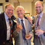 Rick Hulefeld, Charles Billiter and Josh Hatton