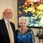 Jim Rauth and Alice Weston