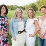 Shellie Leder, Shari Jefferies, Becca Schecter and Lori Eddleman
