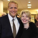 Trey Devey and Cathy Crain
