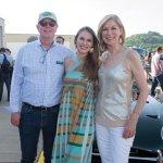Dave Sheehy, Kelly Sheehy and Susan Sheehy