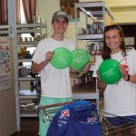 Vertical Impact co-chairs Ellie Kapcar and Ryan Johnson
