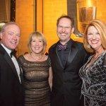 George and Kim Vincent with Steve Kenat and Heidi Jark