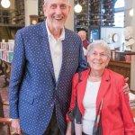 John Harrison and Sue Friedlander