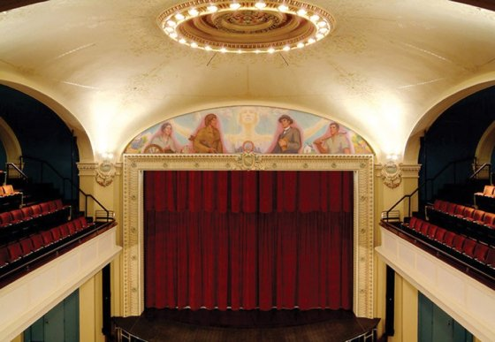 The Carnegie stage