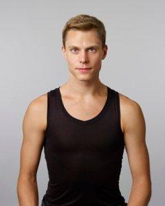 Choreographer James Cunningham
