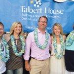 Ambassador Board members Sam Rossell, Rachel Rasmussen, Paul Laufman, Moira Gettens and Savon Gibson Sr.