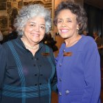 Gwen Wilder and Miriam E. West