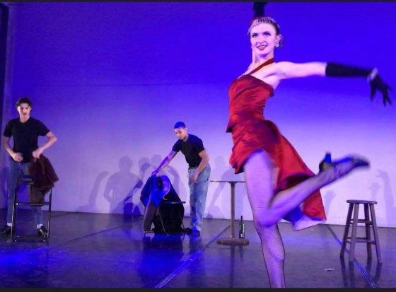 """Del la Dance's """"Nutcracker Jazzed Up"""""""