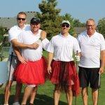 Todd Kelley, Bill Kelley, Don Hatridge and Dave Lunne