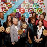 The Heart of the Community Award winners