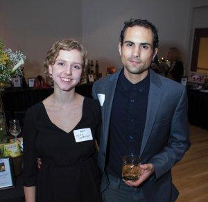 Kelsey Stratman and Paul Maxson