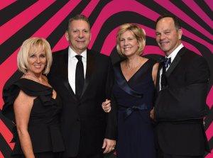 Vicki Spaulding, Steve Spaulding, Renita Homan, Rich Homan