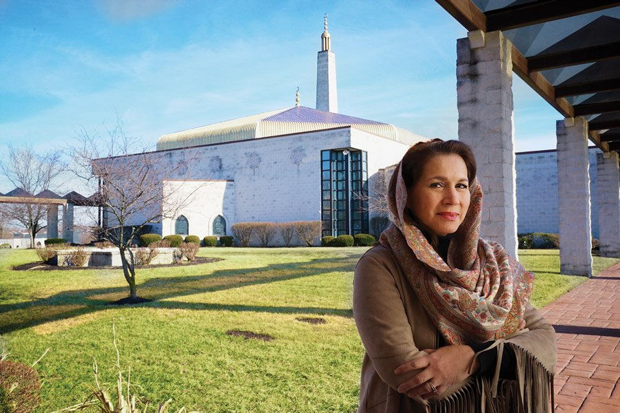 Muslim Leader Shakila Ahmad Works To Span Cultural And