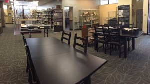 LLoyd Library Reading Room