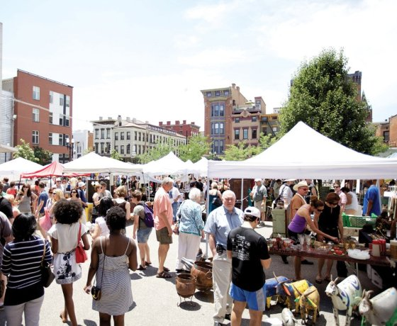 City Flea at Washington Park