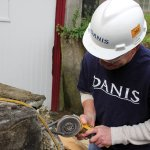 Danis Construction at a previous Repair Affair