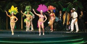 Gala performers