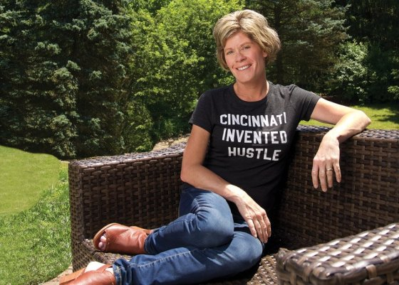 Julie Calvert, President and CEO of the Cincinnati USA Convention & Visitors Bureau