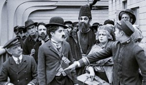 """Charlie Chaplin's """"The Immigrant"""""""