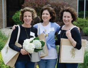 Patti Schneider, Patti Heldman and Carol Kabel