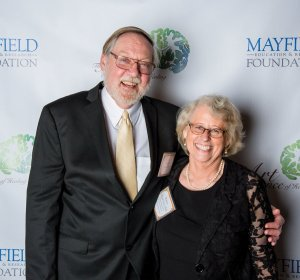 Dr. Robert Yost and Dr. Bonnie Yost