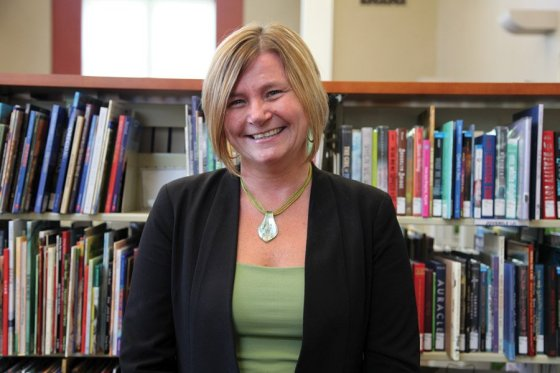 Kathie Maynard, Ed.D., associate dean for innovations and community partnerships, College of Education, Criminal Justice and Human Services