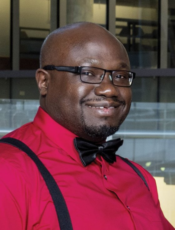 Oluwole Awosika, M.D., assistant professor, Department of Neurology and Rehabilitation and Department of Physical Medicine and Rehabilitation, College