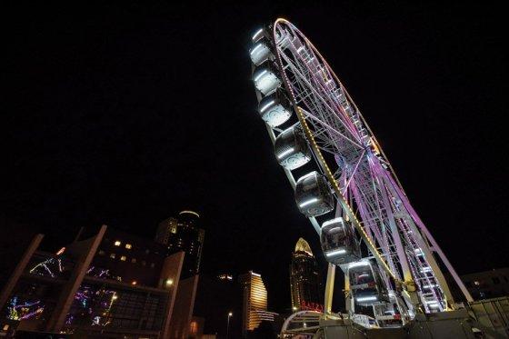 SkyStar Ferris wheel