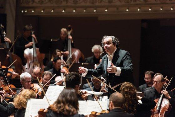 May Festival principal conductor Juanjo Mena