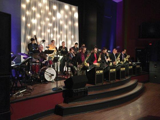 Cincinnati Contemporary Jazz Orchestra