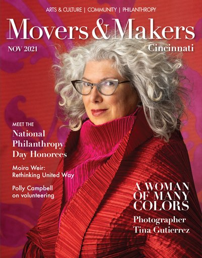 Movers and Makers cover November 2021