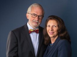 Philanthropists of the Year: Mark and Rosemary Schlacter