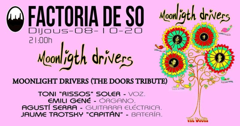 Moonlight Drivers (The Doors Tribute)