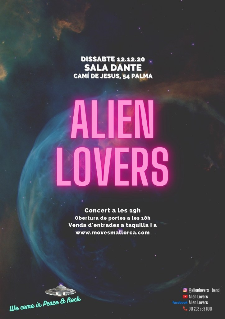 Alien Lovers