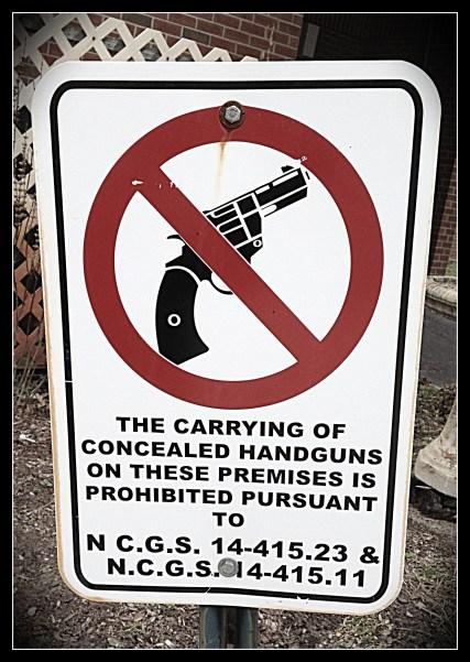 No Guns With Books