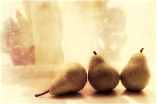 Three Pears 2012