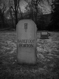 Barefoot Horton
