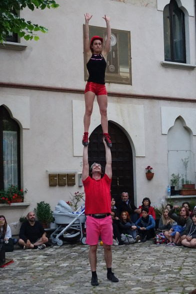 Due Dinamico Circo from Italy