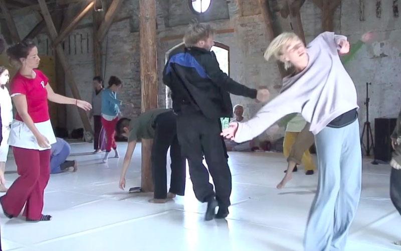 Prototechnique at Ponderosa Stolzenhagen. Photo from Video by Andrea Keiz