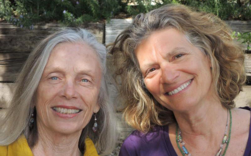 Andrea Olsen and Caryn McHose