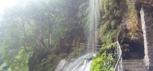 Taiwan waterfall
